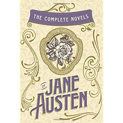The Complete Novels of Jane Austen : The Heirloom Collection 517qFxuZ65L._SS400_