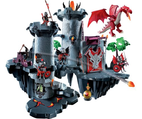 playmobil 4835 great dragon castle at shop ireland. Black Bedroom Furniture Sets. Home Design Ideas