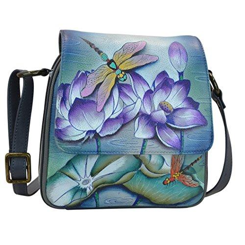 anuschka-bagaglio-a-mano-tranquil-pond-multicolore-483-tqp