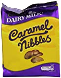 Cadbury Dairy Milk Caramel Nibbles 160 g (Pack of 5)