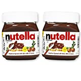 Nutella Hazelnut Spread, Pack of Two 13.0 Ounce Jars (26.0 Ounces Total) (13 Ounce (Pack of 2))