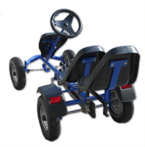 Sitz gokart blau artlive promo offer spielzeug