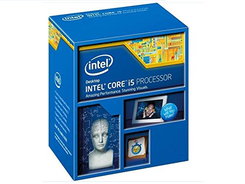 Intel Core i5-4690 Processor (6M Cache, 3.5 GHz upto 3.90 GHz) BX80646I54690