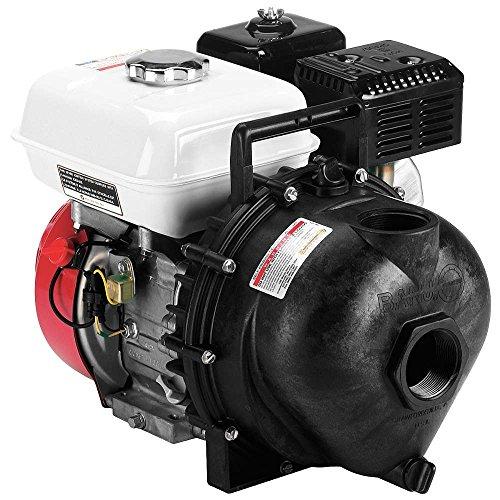 Banjo 200PH-5 Polypropylene Centrifugal Pump, Gas Engine, 120 Max Head (ft), 5.5 HP, 3600 RPM , 55 psi Max Pressure, 2