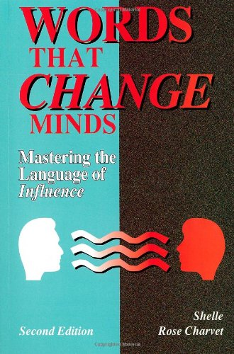 Words That Change Minds: Mastering the Language of Influence 2nd edition (Change Profile On compare prices)