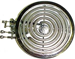 Countertop Stove Elements : ... .com: General Electric WB30X356 Element, 6-Inch: Home Improvement