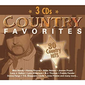 Country Favorites - 30 Country Hits