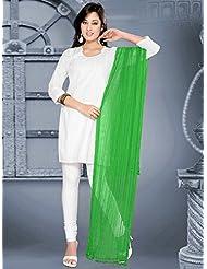 Famacart Women's Ethnicwear Chiffon Dupatta - B012GOF0IO