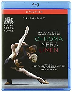 McGregor: Triple Bill (Chroma/ Infra/ Limen) [Blu-ray] [2011] by OPUS ARTE