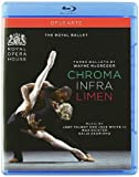 Three Ballets By Wayne Mcgregor [Blu-ray] [Import]