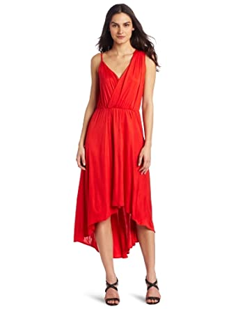 Rebecca Minkoff Women's Long Delhia Dress, Clambake, 8 US