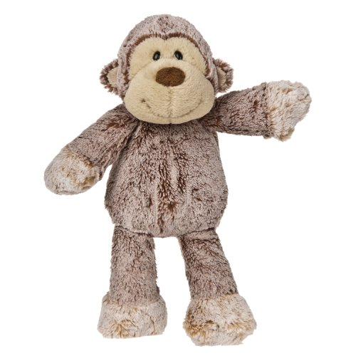 "Mary Meyer Marshmallow Zoo 13"" Monkey Plush front-931454"