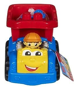 Mega Bloks Dylan Dump Truck