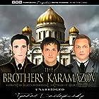 The Brothers Karamazov Hörbuch von Fyodor Dostoyevsky Gesprochen von: Alastair Cameron