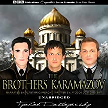 The Brothers Karamazov | Livre audio Auteur(s) : Fyodor Dostoyevsky Narrateur(s) : Alastair Cameron