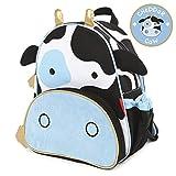 Skip Hop Zoo Little Kid Backpack, Cow