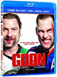 Goon / Goon: dur à cuire (Bilingual) [Blu-ray + DVD + Digital Copy]