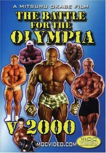 Battle for Olympia 2000 [DVD] [Import]