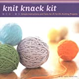 img - for Knit Knack Kit by Percival, Kris(September 1, 2003) Hardcover book / textbook / text book