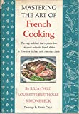 Mastering the Art of French Cooking 1961 Julia Child
