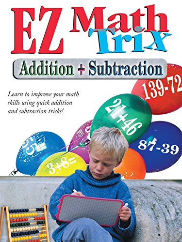 EZ Math Trix: Addition and Subtraction on Amazon Prime Video UK
