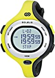 Soleus Women's SR009351 Chicked Digital Lime Green and Black Watch