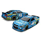 Action Racing Collectibles Jimmie Johnson #48 Lowes Disney Pixar's Monsters University 1:24 Scale Platinum Die-cast