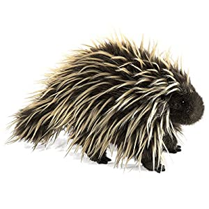 Folkmanis Porcupine Hand Puppet by Folkmanis Puppets