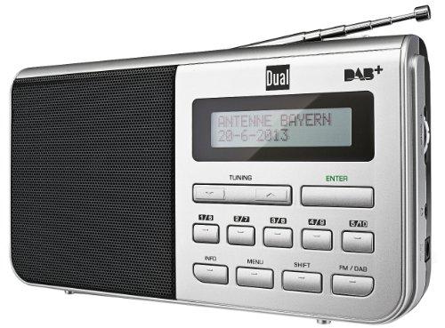 Dual DAB 4.1 Tragbares Digitalradio
