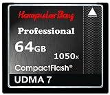 Komputerbay 64GB Professionelle Compact Flash-Karte CF-1050X WRITE 100 MB