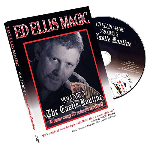 Murphy's Magic The Castle Routine by Ed Ellis Vol. 5 DVD