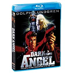 Dark Angel (I Come in Peace) [Blu-ray]
