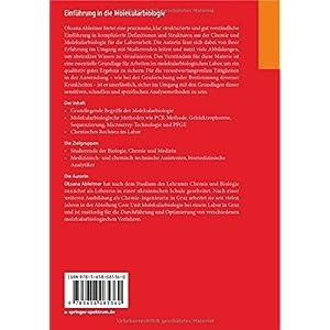 Einführung in die Molekularbiologie (essentials)