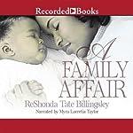 A Family Affair | ReShonda Tate Billingsley