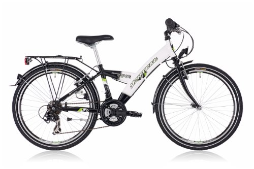 Vermont 241 childrens bike 24 inch Boy, white/black white/black (2013)