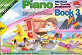 img - for Progressive Piano Method for Young Beginners: Book 3 (Progressive Young Beginners) book / textbook / text book