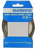 SHIMANO(シマノ) ロード用SUS ブレーキインナーケーブル [Y80098330] K 2050mm×φ1.6mm