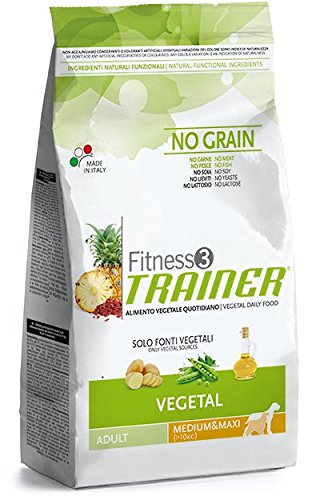 TRAINER - TRAINER FITNESS 3 ADULT MEDIUM/MAXI VEGETAL 12,5 KG. - 0428