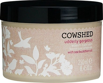 Cowshed Udderly Gorgeous Stretch Mark Balm 250 ml by Cowshed
