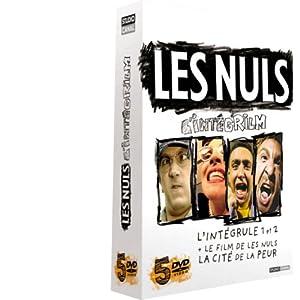 Les Nuls, l'intégrilm - Coffret - Les Nuls, l'intégrule 1 & 2 + La cité de la peur