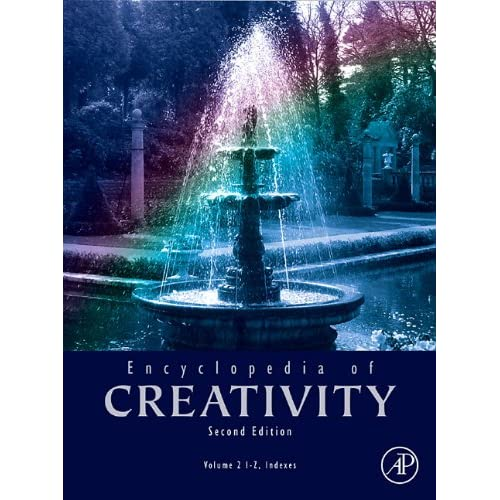 Encyclopedia of Creativity Two-Volume Set Second Edition