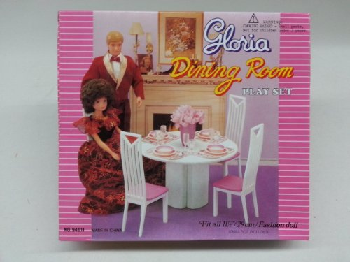 Gloria Dining Room Play Set