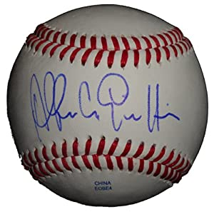 Alfredo Griffin Autographed Signed ROLB Baseball, Los Angeles Dodgers, Toronto Blue...