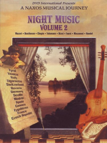 Night Music, Vol. 2: Scenes of Europe