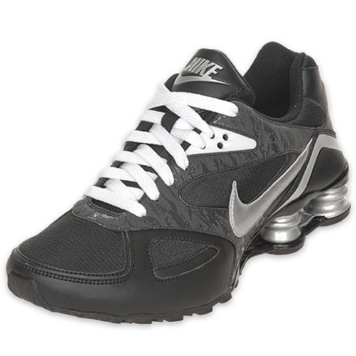 024fdae924b1 Nike Air Shox Heritage Black Silver Running Trainer Gym Work Out Women Shoes  (7.5