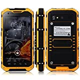 Bestore(TM) - A9 4.3 IP68 Tri-proof impermeabile Shockproof antipolvere Android 4.2 MTK6582 Quad Core 1.2GHz...