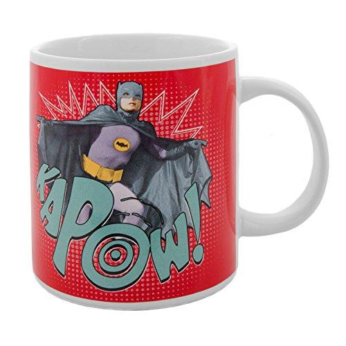 Tazza 1966 DC Comics Batman (Rosso)