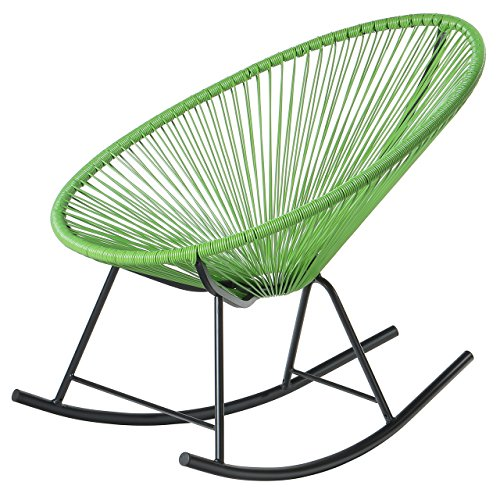 ... Rocking Chair Cushion Set, Cherokee Solid, Khaki Furniture Chairs