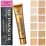 Dermacol High Cover Makeup Foundation Hypoallergenic Waterproof #208