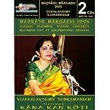 Madrasil Margazhi - 2005 - Vijayalakshmy Subramaniam